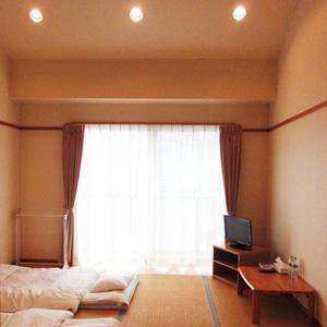 お部屋タイプ:ロフト付き和室